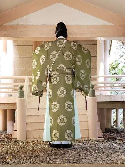 鳥羽城山 大山祇神社 禰宜さんのプロフィール画像