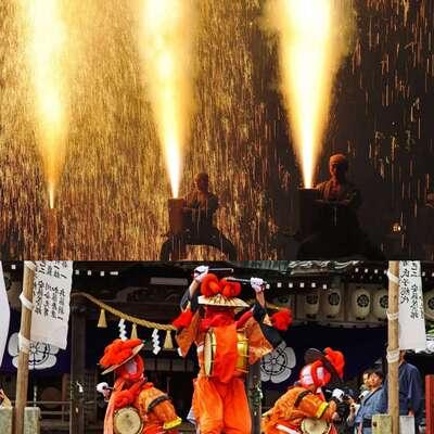 手筒花火発祥の地  吉田神社さんのプロフィール画像